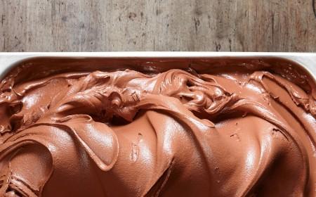 Helado de chocolate negro - Chocobase