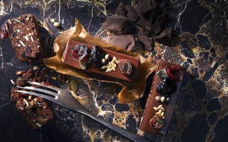 Čokoládový tiffin