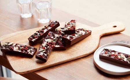 Superfood Chocolate Bars