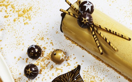 Golden Party Buche
