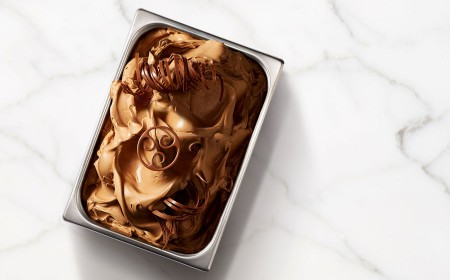 Intense Finest Belgian Milk Chocolate Gelato