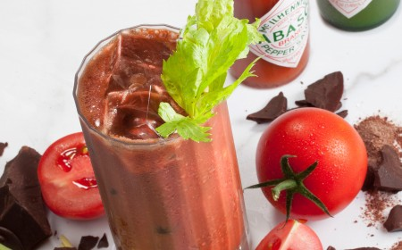 Alkolsüz bloody mary
