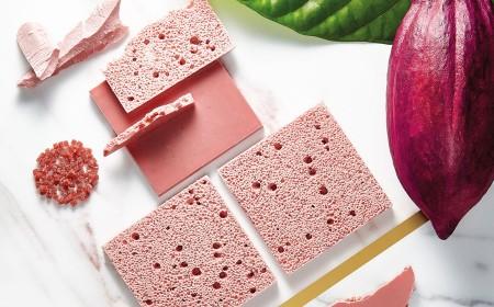 Ruby Chocolate Sponge