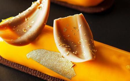 Gold Morela & Pomarańcza