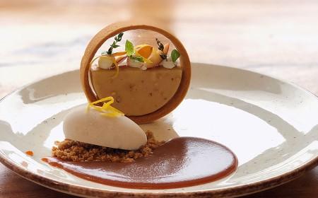 'Apple Pie'- Plated Dessert