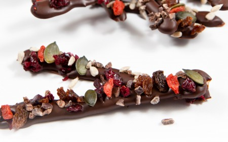 Healthy snacking bars