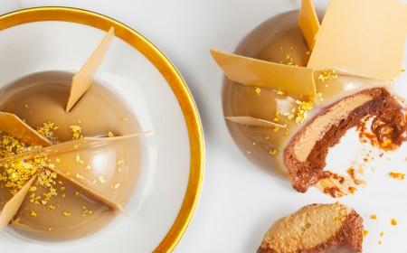 Dessert Dôme D'Or
