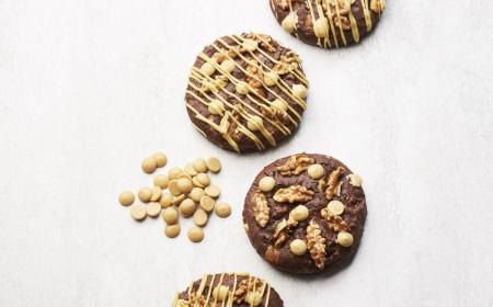 Gold Çikolatalı Muzlu Cookie