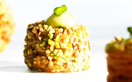 CHOCRO-DONUT™ de pistacho