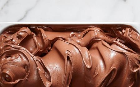 Dark Chocolate Gelato - Chocobase