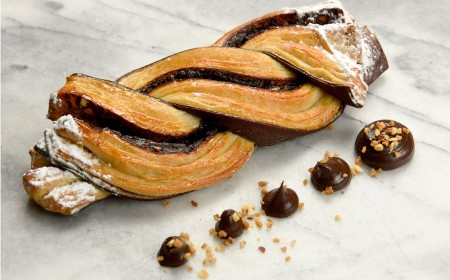 Danish Chocolate twist