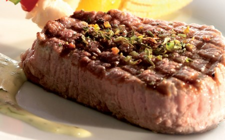 Grilled junior beef