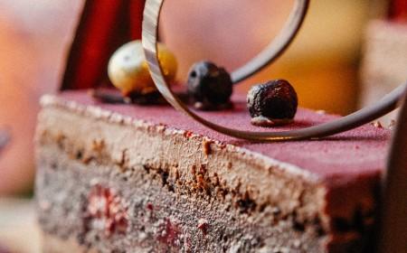 Indigo Cake