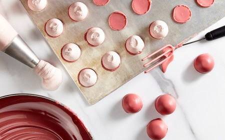 Сливочный крем с шоколадом ruby