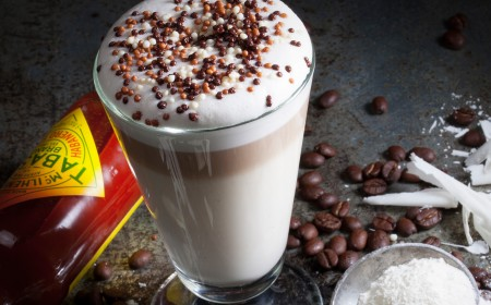 Spicy Latte White Macchiato