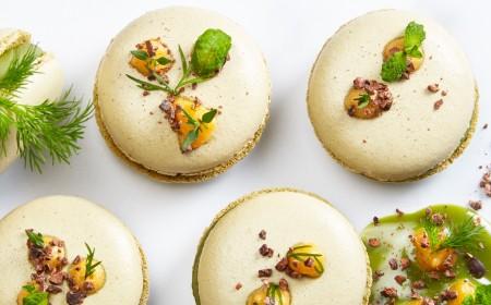 Gezond genieten: Macaron groentetuin