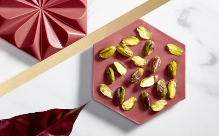 Tabliczka pistacjowa