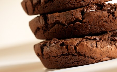 Cookie de chocolate amargo