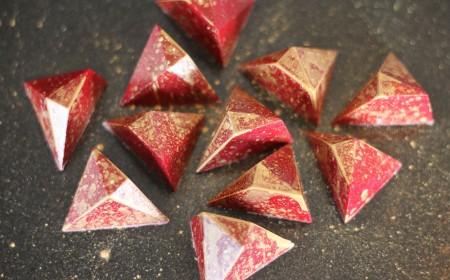 Ruby & Cranberry Bonbons