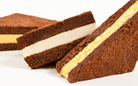 Dessert sandwich