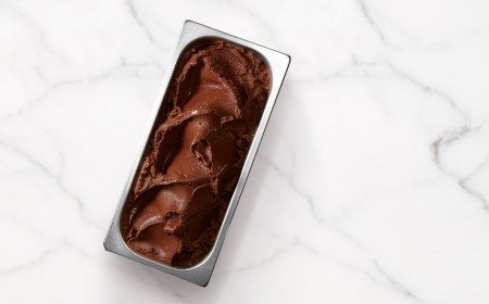 Dark Chocolate Granita
