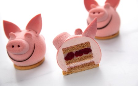 Bejeweled Pig