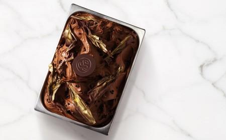 Gelato au chocolat 811