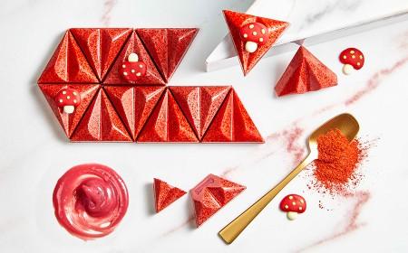 Cioccolatini autunnali ruby