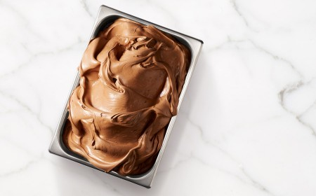 Traditional Chocolate Gelato