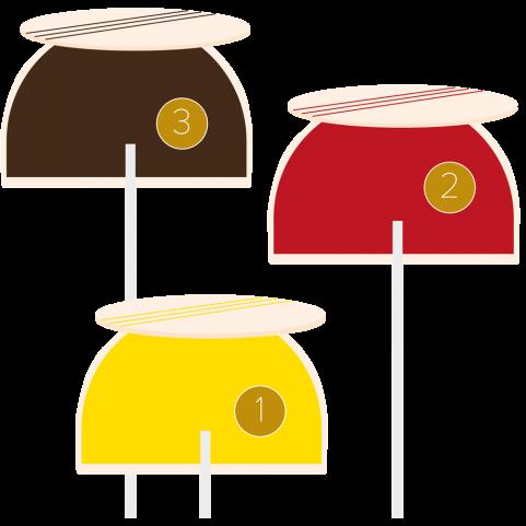 Lollymanon (карамель на палочке Манон)