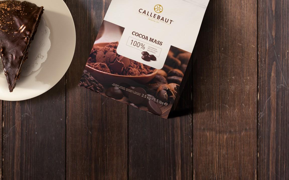 Cocoa mass   Callebaut