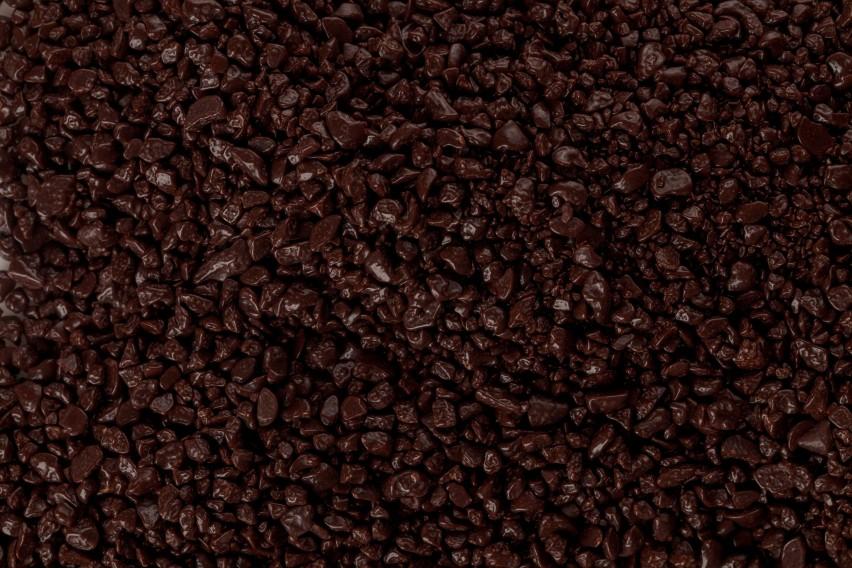 Chocolate pailleté