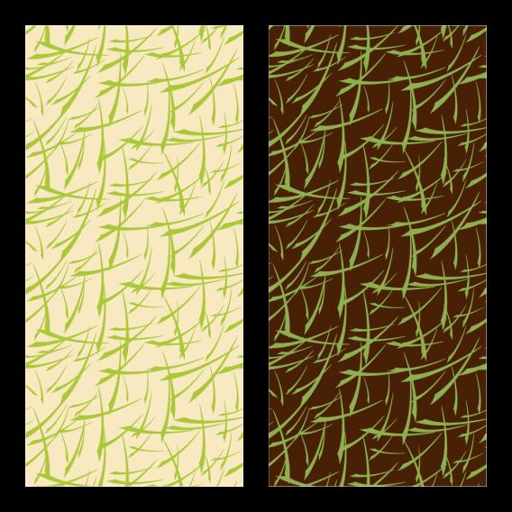 Переводные листы «Bambusa»