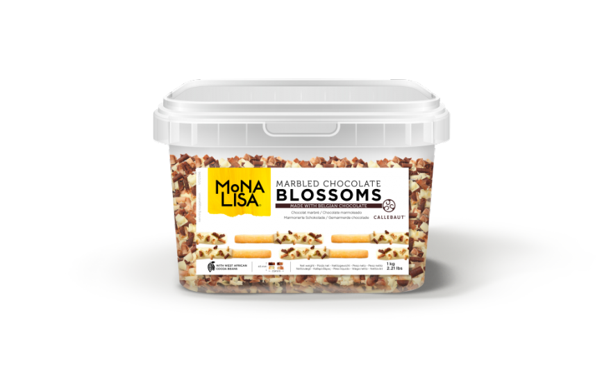 Blossoms - Marbled Chocolate - 1kg