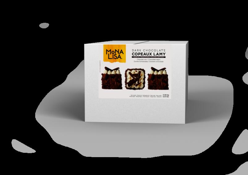 Lamy Copeaux - Dark Chocolate - 2,5kg
