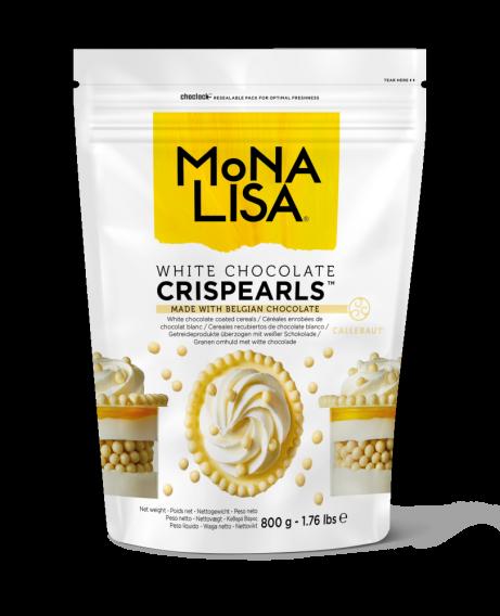 Crispearls™ - White Chocolate - 0,8kg