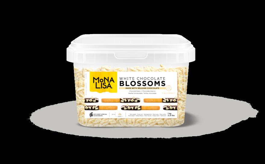 Blossoms - White Chocolate - 1kg