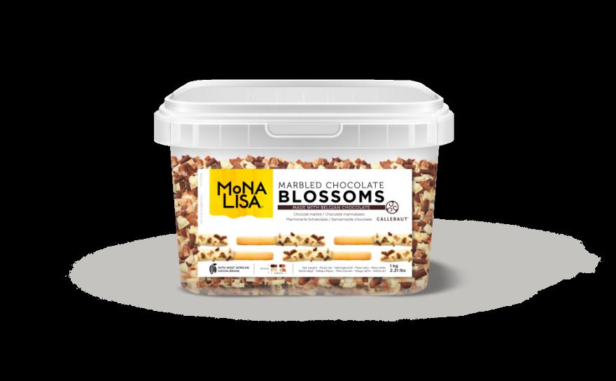 Blossoms - Cioccolato marmorizzato - 1kg
