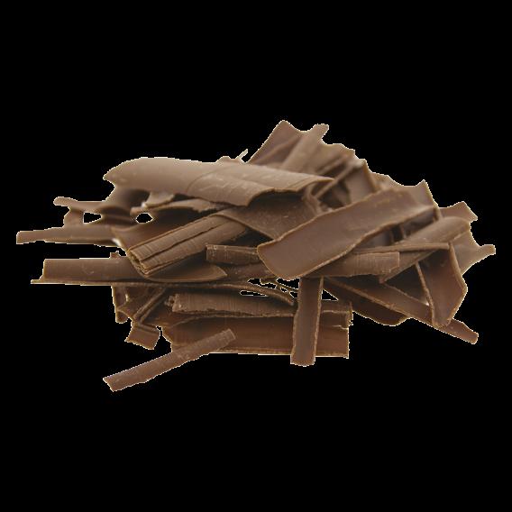 Стружка из молочного шоколада