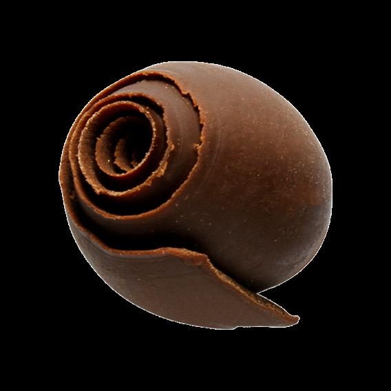 Dark Chocolate Buttercurlies