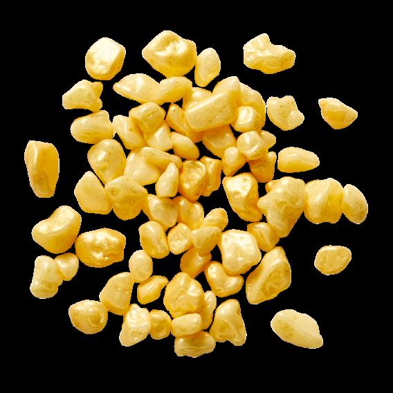 Gold Metallic Granellas