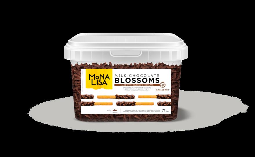 Blossoms - Milchschokolade - 1kg