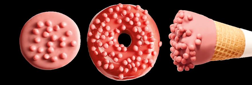 Crispearls™ - Ruby Chocolate - 0,8kg