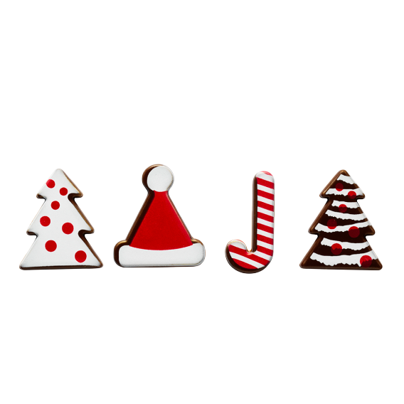 Ассорти рождественского декора