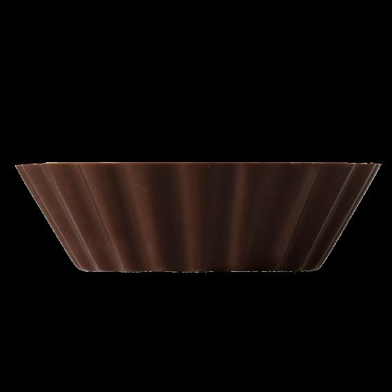 Dark Chocolate Mini Tart Cups