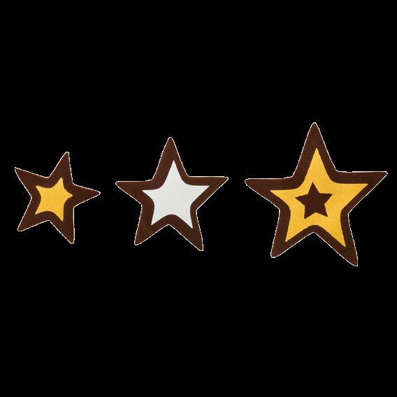 Ассорти звездочек «Glitter»
