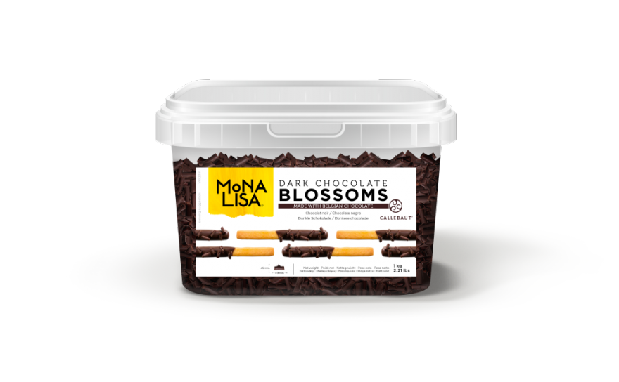 Bloesems - Donkere Chocolade - 1kg