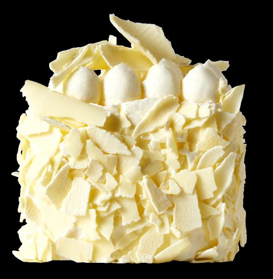 Fijne Schaafsels - Witte Chocolade - 2,5kg