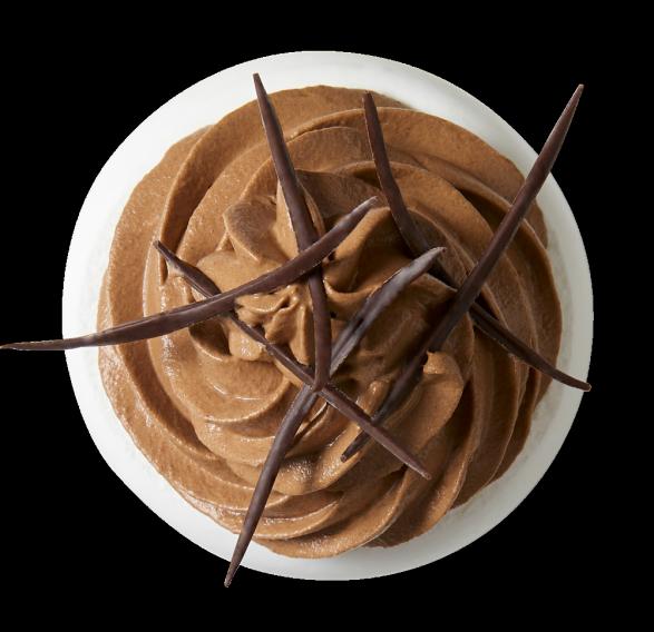 Small Tagliatelli - Dark Chocolate - 0,6kg
