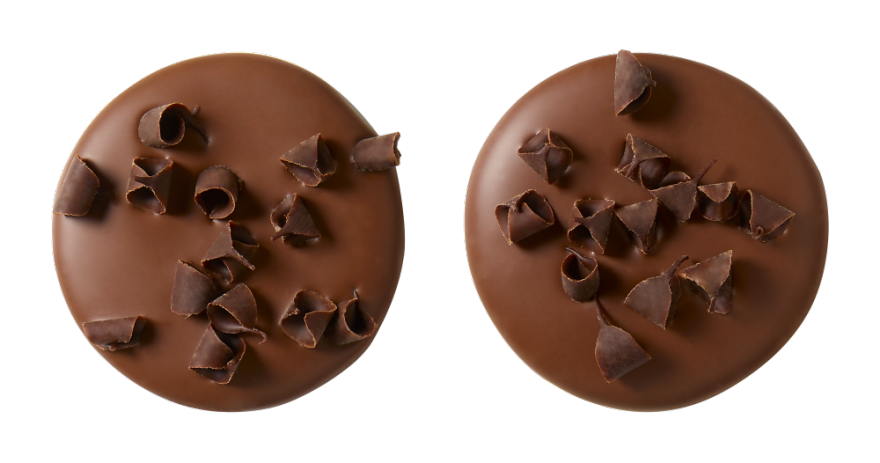 Taco Bloesems - Donkere Chocolade - 2kg
